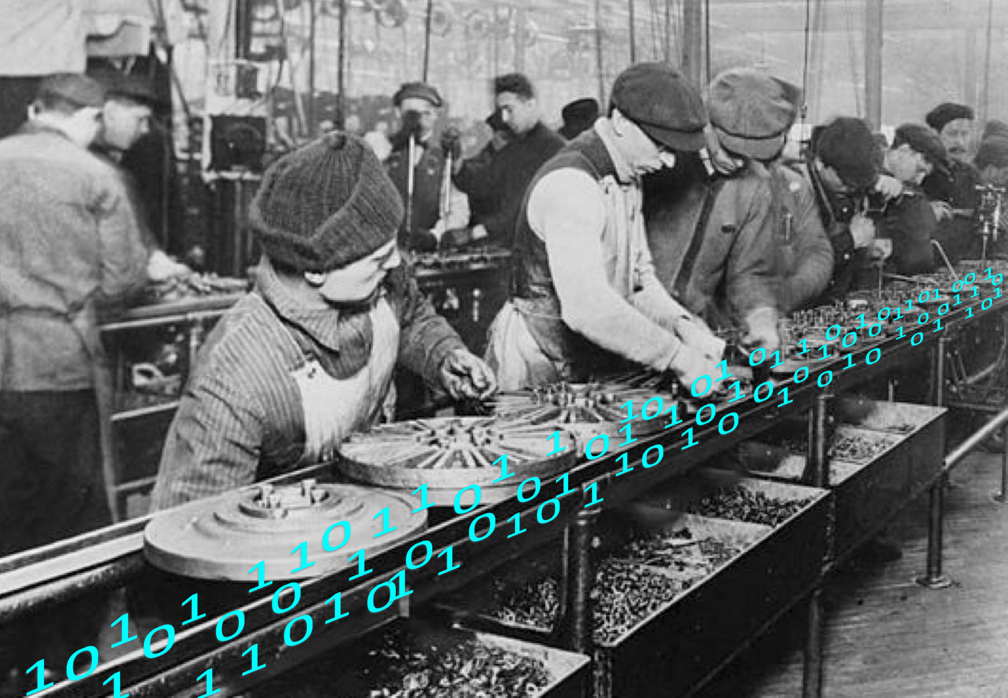 Beware the data science pin factory: The power of the full-stack data science generalist and the perils of division of labor through function